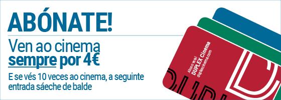 Abónate a DUPLEX Cinema!