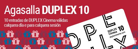 Agsasalla DUPLEX 10